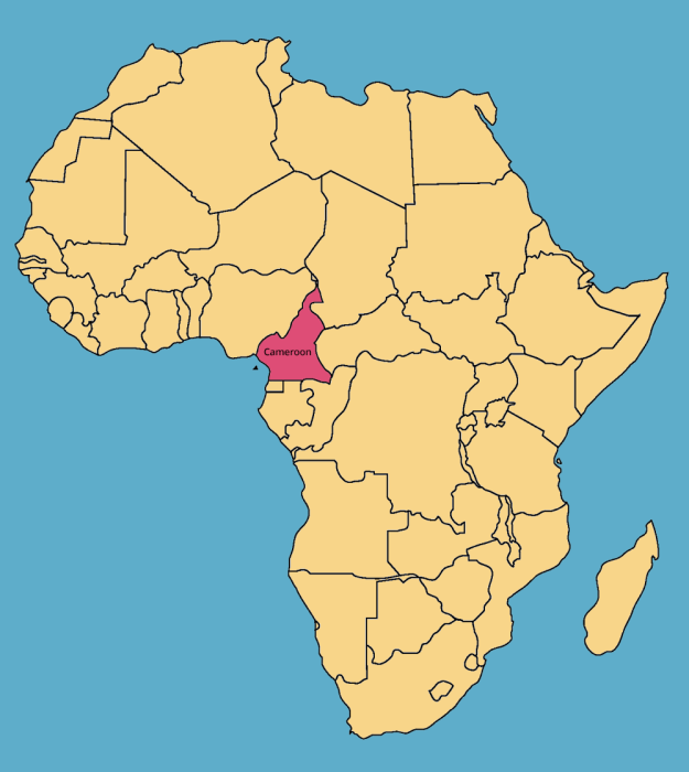 MapOfAfrica