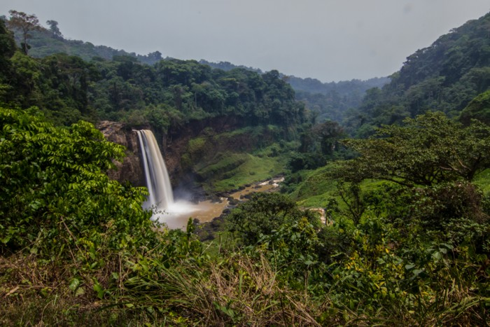 20150307_Peace Corps_Cameroon_Twin Crater Lakes_Ekom Waterfall_4433