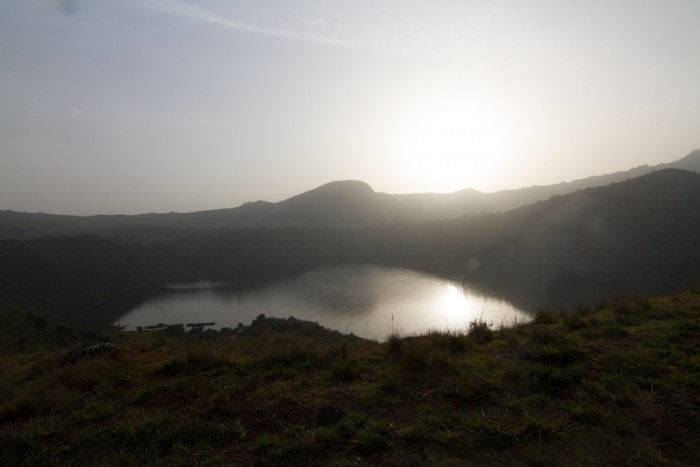 20150307_Peace Corps_Cameroon_Twin Crater Lakes_Ekom Waterfall_4150