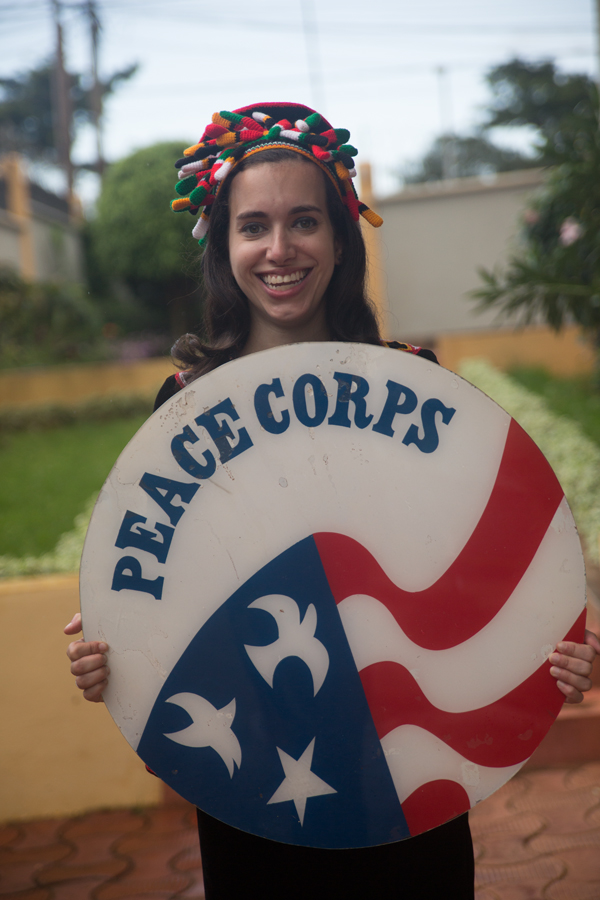 peace corps essay questions