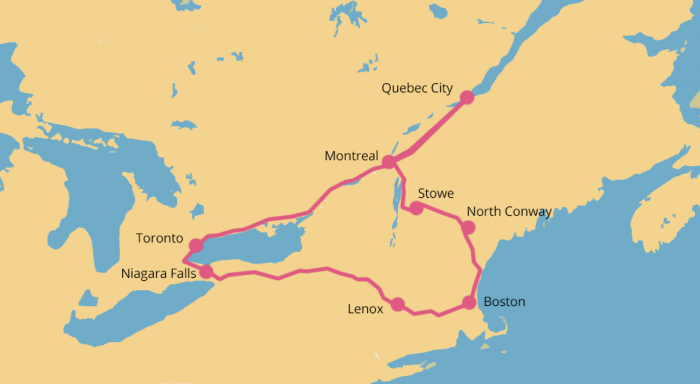 new-england-canada-road-trip-map