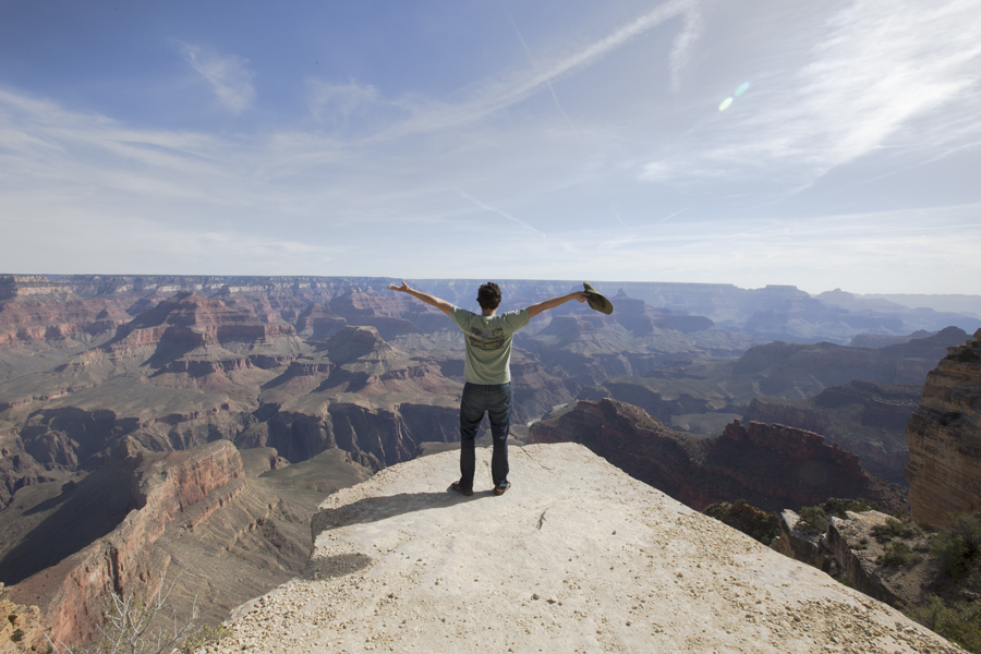 Grand Canyon. Just wow.